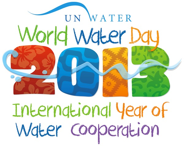 UN WATER World Water Day 2013