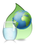 Water facts illustration